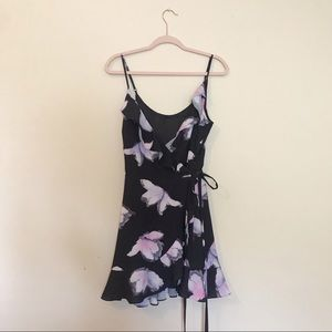 Bebe Wrap Dress